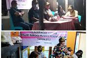 Jalin Asmara, Ketua BPD dan Kumtua Esandom Dua Mesra