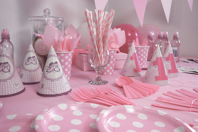 Party, Themed Party, Pink, Children's Party