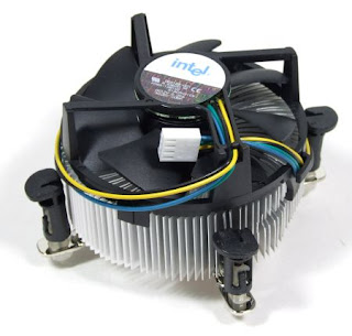 Intel CPU Fan