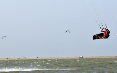 Kiteboarding Kalpitiya Lagoon