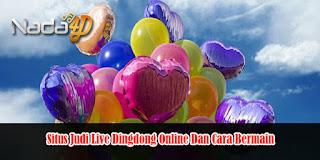 Situs Judi Live Dingdong Online Dan Cara Bermain