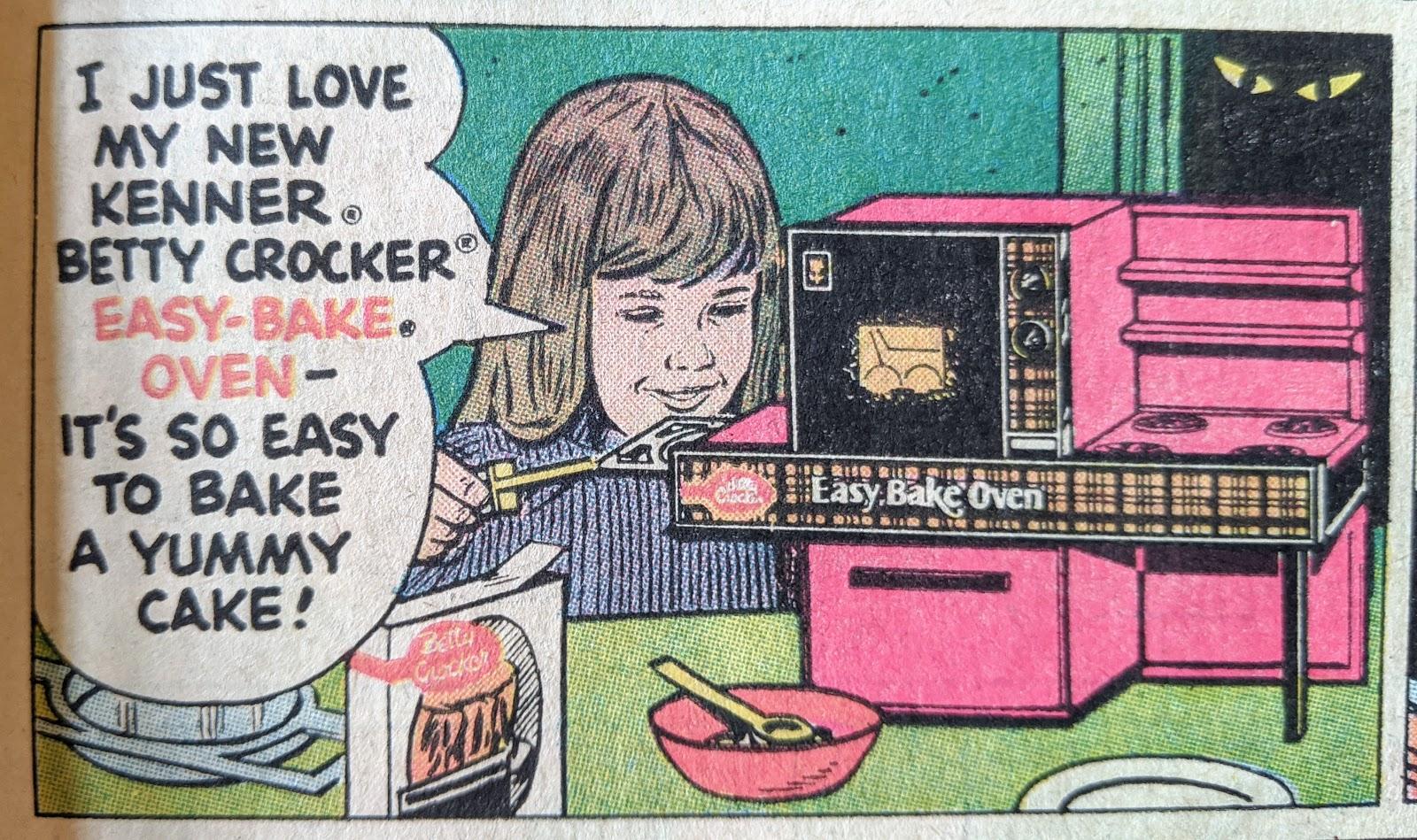 image of vintage comic book panel art