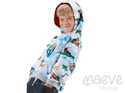 Maeve Kids Design - nowa polska marka odzieży dziecięcej