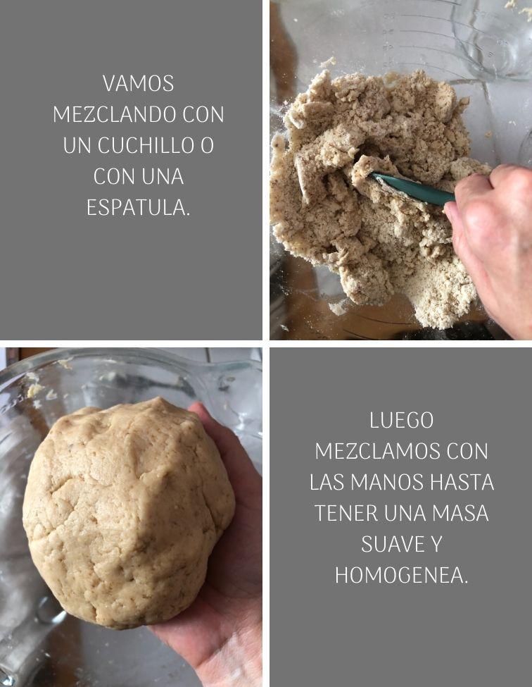 preparación-scones-de-mascarpone