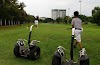 The New Normal : Golf on a Segway?  Why Not!