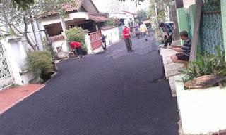 Biaya Jasa Perbaikan Jalan di Depok Per Meter2