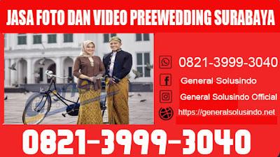 jasa foto dan video Preewedding Surabaya terpercaya