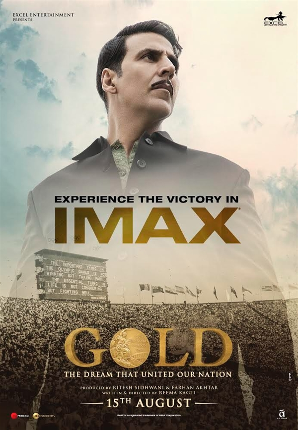 Gold: Box Office, Budget, Hit or Flop, Predictions, Posters