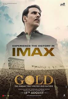 Gold First Look Poster
