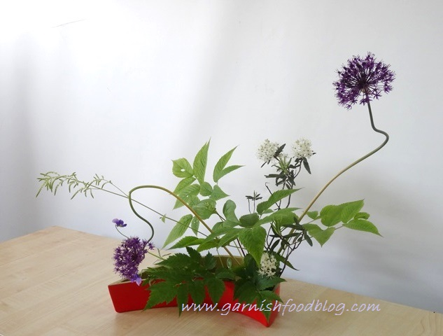 ikebana lessons book5