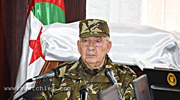 قايد صالح : لا أحد له القدرة على إيقاف أو تعطيل عجلة سير الجزائر