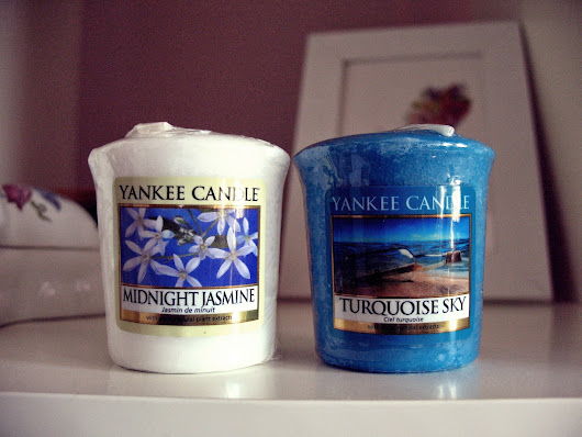 Nowe Yankee Candles