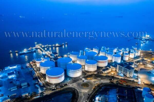 Contingency Report on Global LNG Outlook Has Cold Water