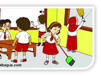 Soal Penilaian Harian Kelas 2 Tema 4 Semester 1 Th. 2019