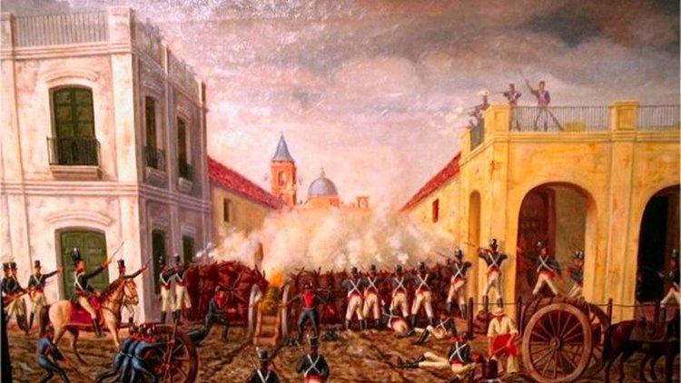 Invasiones inglesas, el plano de una ciudad distinta que proyectaron en 1806