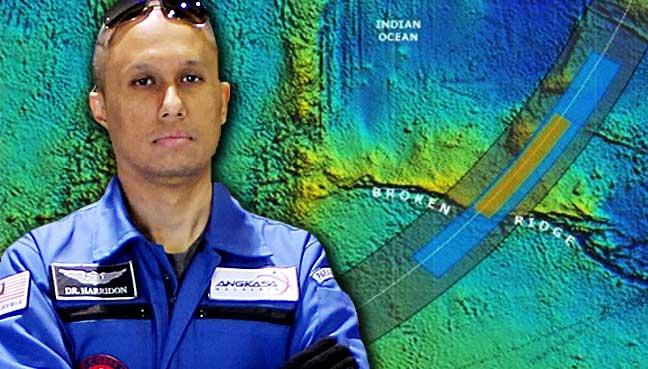 MH370 - Pakar Penerbangan Malaysia Cadang Kawasan Pencarian Baru