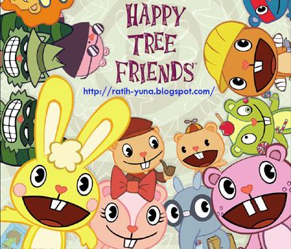 Happy Tree Friends Film Kartun Yang Penuh Darah Berbagi Lewat Tulisan