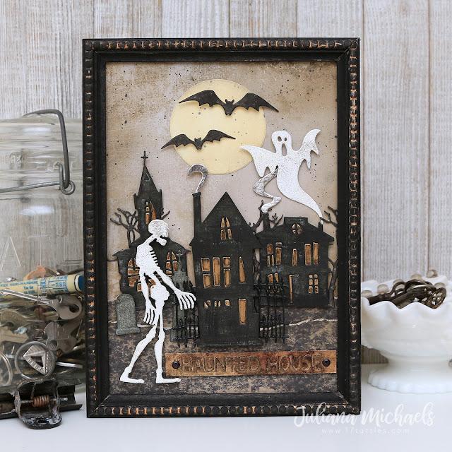 Halloween Haunted House | Tim Holtz