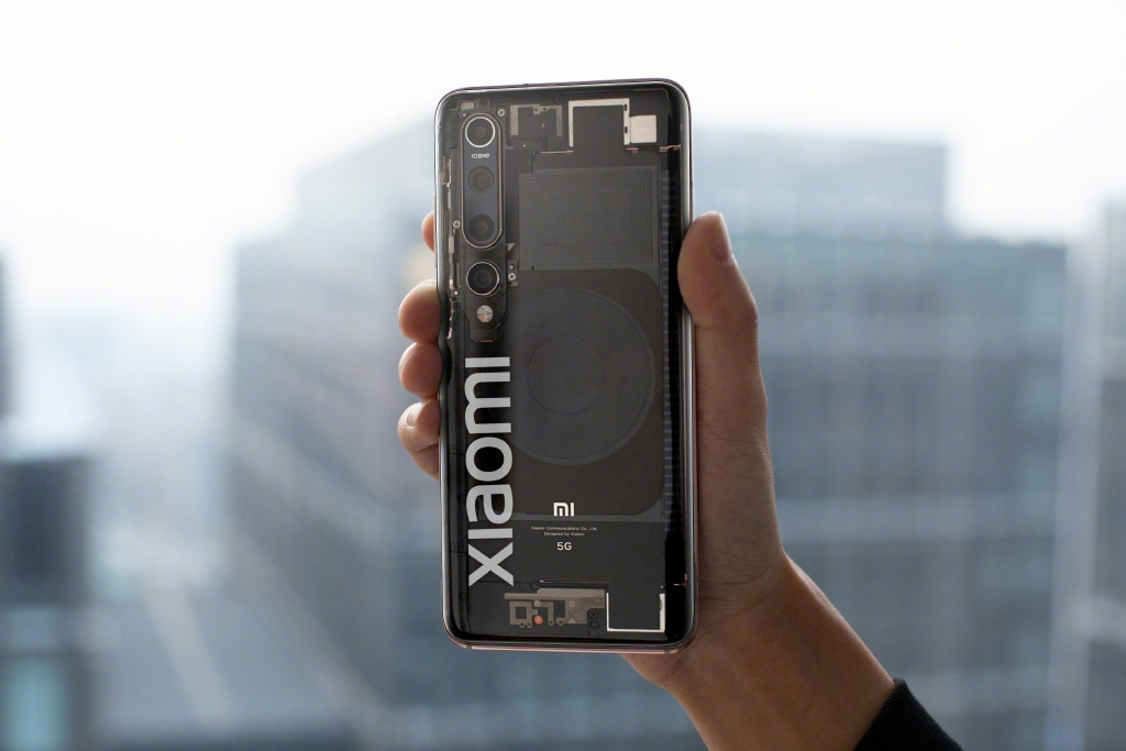 The Transparent Xiaomi Mi 10 Explorer Edition looks really impressive live: Official photos published