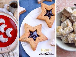 10 recettes de bredeles de Noël