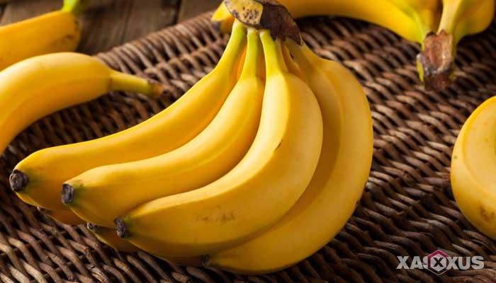 Cara menghilangkan sakit kepala dengan pisang