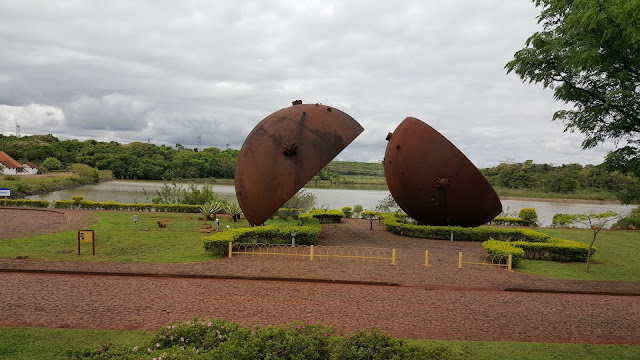 Visita Panorâmica Itaipu Foz do Iguaçu