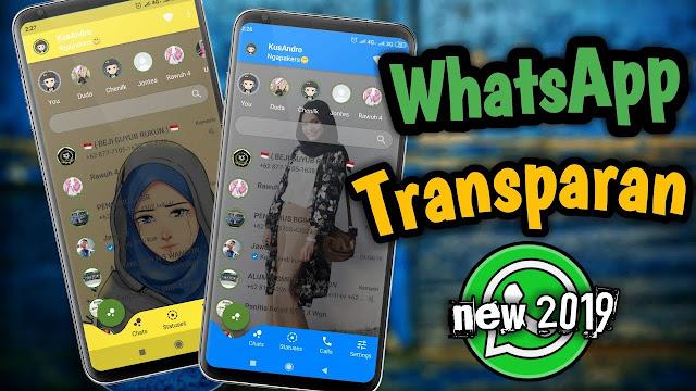 GB Delta WhatsApp Transpran
