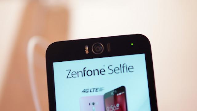 Uji Handal ZenFone Selfie,  ZenFone Max, dan ZenFone 2 Deluxe Special Edition