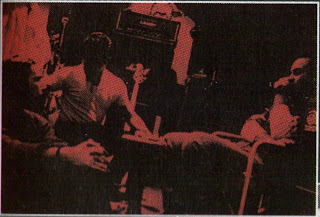 Ίχνη Του Ανέμου - Ελληνικό ροκ συγκρότημα band 2