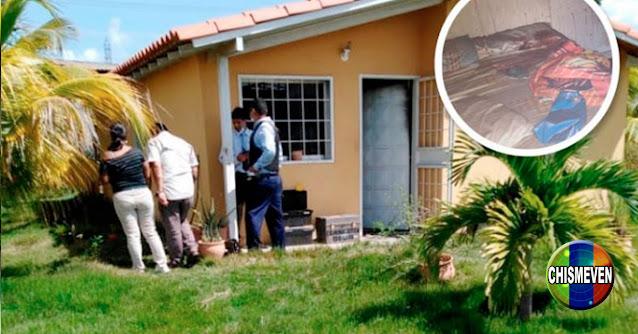 Asesinaron y quemaron a una familia completa dentro de su vivienda en el Estado Lara