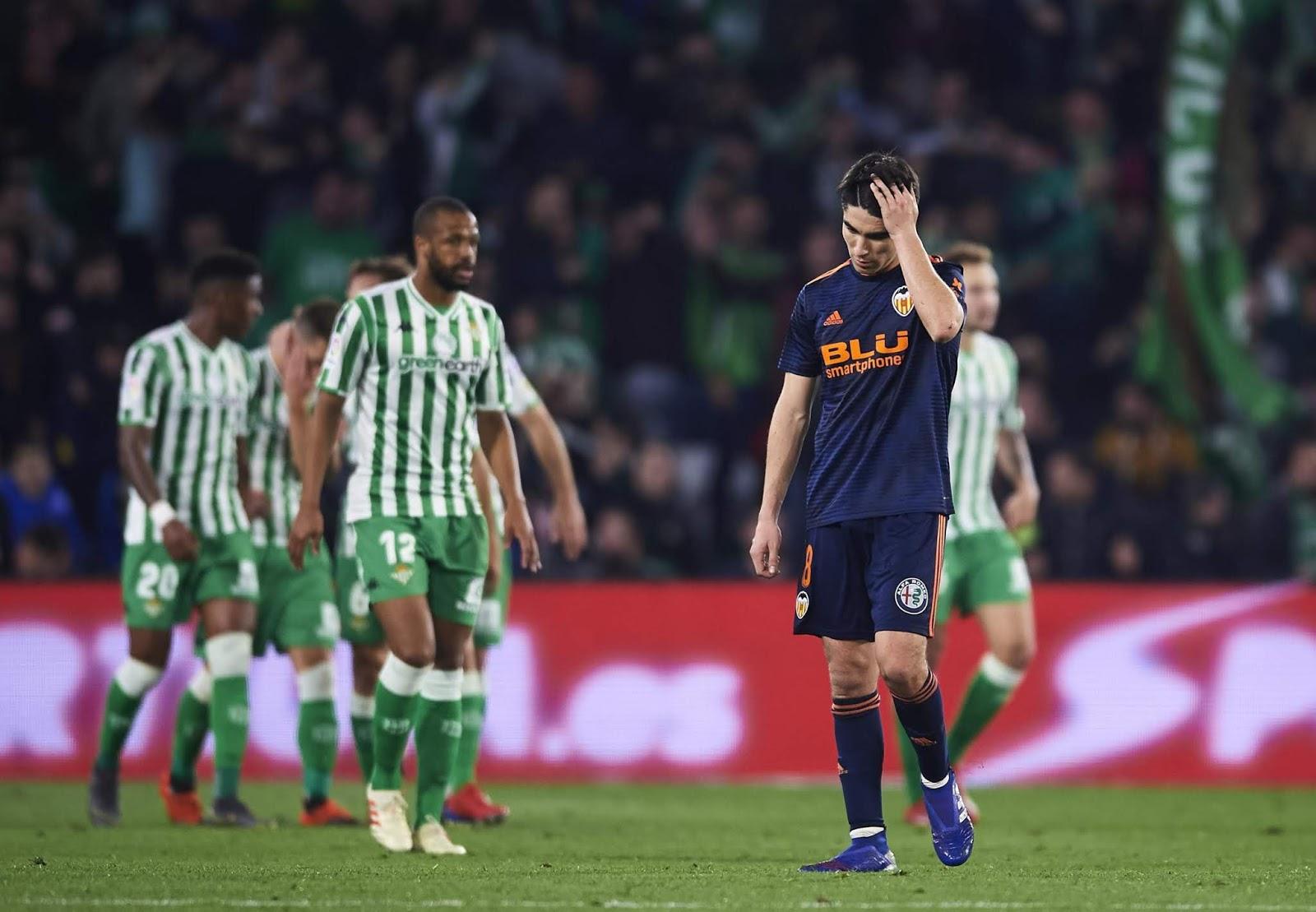 مشاهدة مباراة فالنسيا وريال بيتيس بث مباشر اليوم 23-11-2019 في الدوري الاسباني