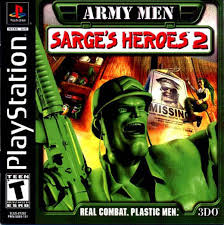 Army Men - Sarges Heroes 2 - PS1 - ISOs Download