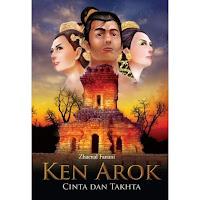 Resensi Novel Sejarah Ken Arok; Cinta dan Takhta