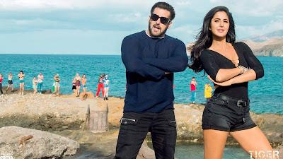 Salman Khan n Katrina Kaif Desktop Image