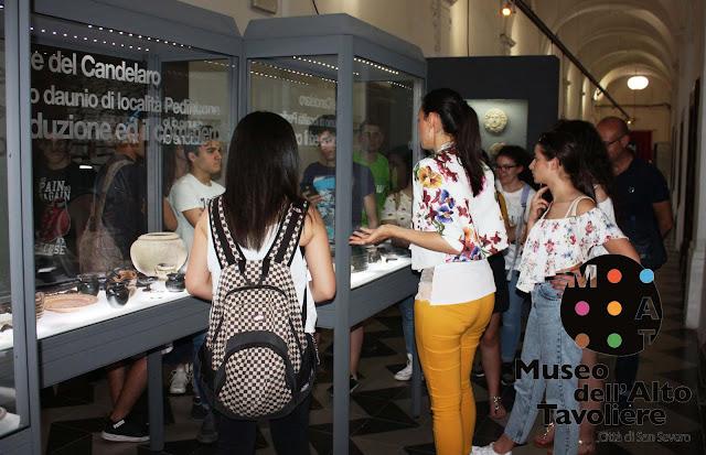 Bando Pubblico per 4 operatori volontari al Museo MAT di San Severo