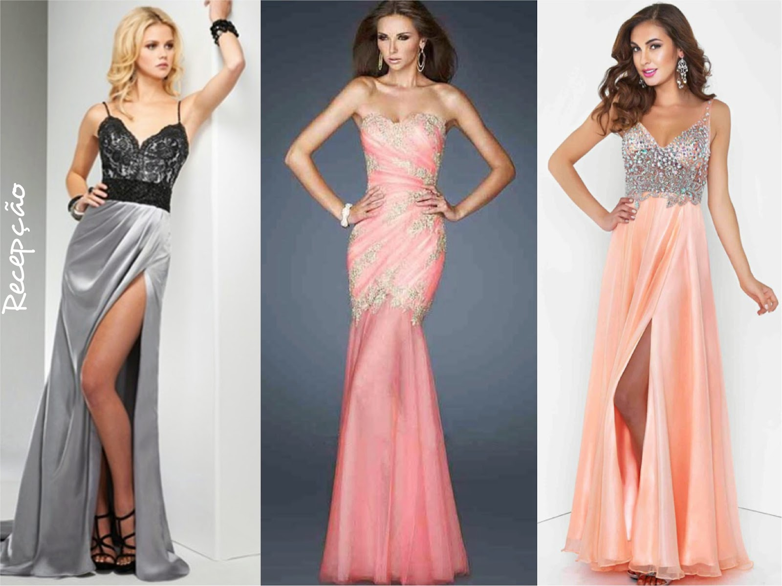 15 anos  quantos vestidos usar  - Lindo Céu 16806c2ae9