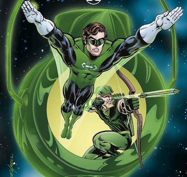 Green Lantern/Green Arrow: Héroes Errantes del Espacio. La Crítica