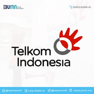Rekrutmen Lowongan Kerja PT Telkom Indonesia (Persero) Tbk April 2021