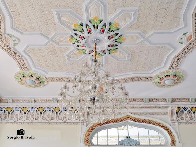 Palacete Basílio Jafet (Lustre da Sala de Estar)
