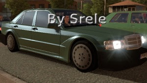 Mercedes 190e standalone