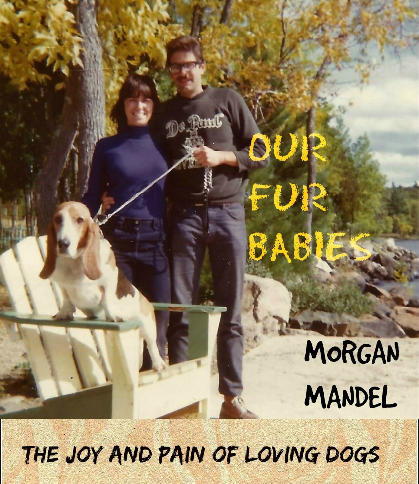 Our Fur Babies By Morgan Mandel