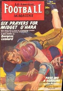 All American Football Magazine - 2nd. Fall 1948