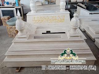 Desain Makam Marmer