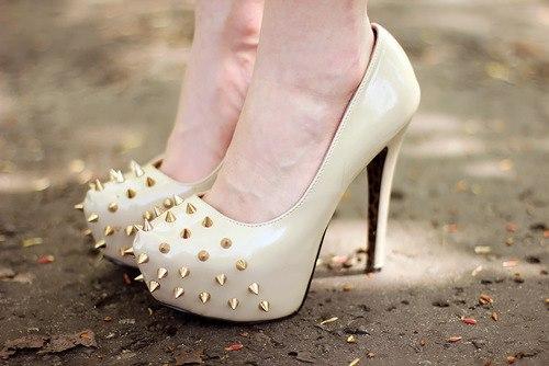 Zapatos y Fiesta
