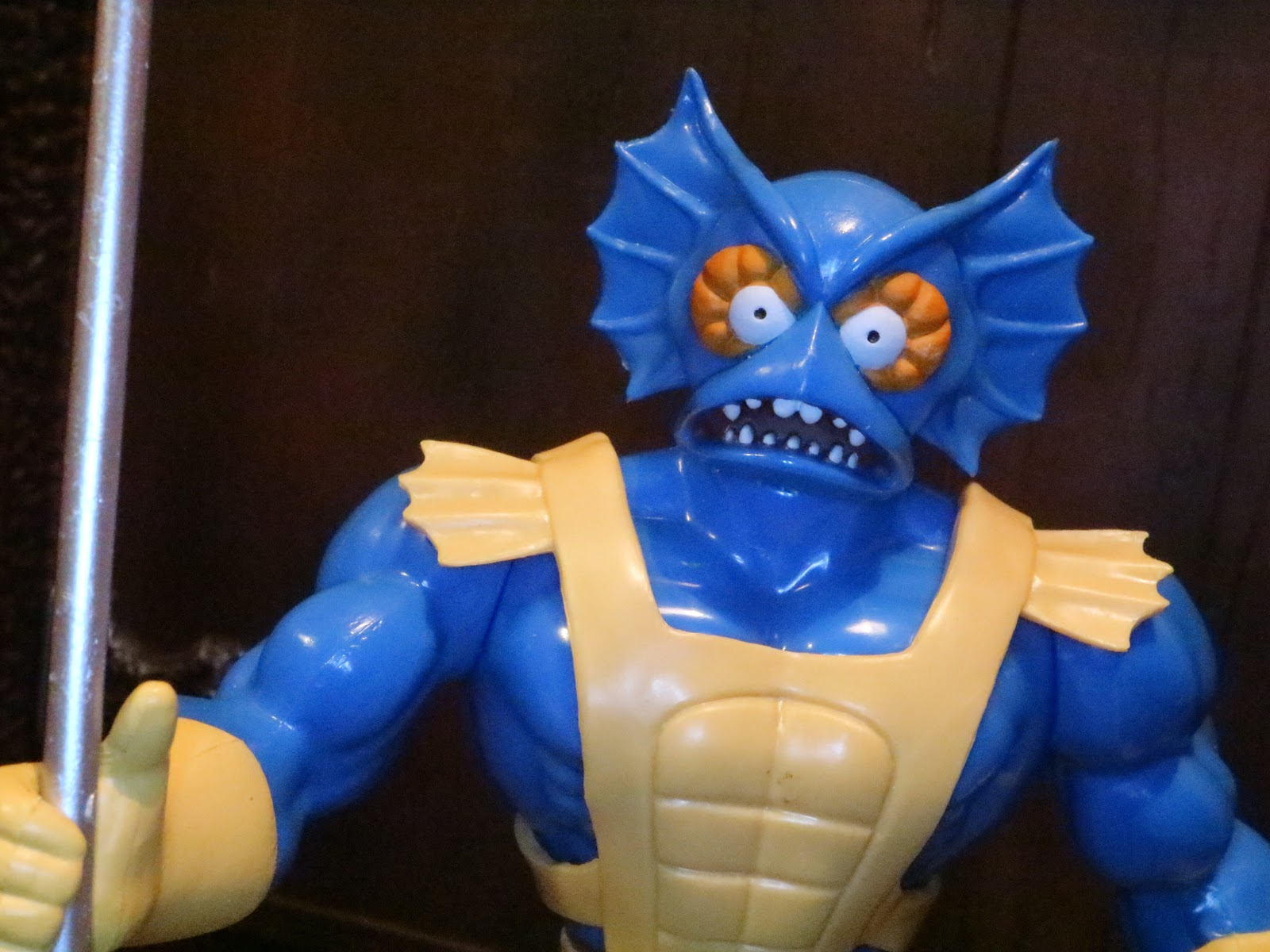 Masters of the Universe style rétro Figure Mer-Man Super 7