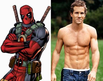 Ryan Reynolds será Deadpool