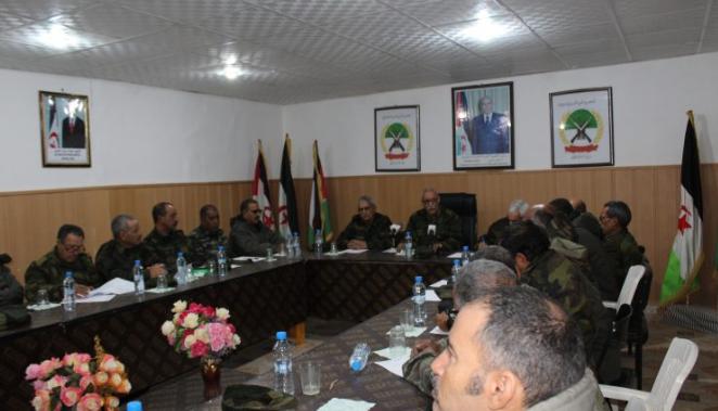 El presidente saharaui asume el cargo de ministro de defensa y comandante jefe del Ejército