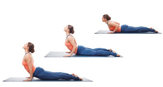 yoga for back pain lower