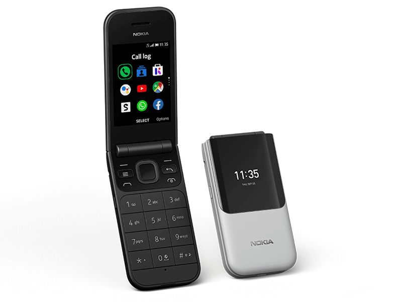 IFA 2019: HMD Global launches Nokia 110, 2720 and 800 Tough feature phones!