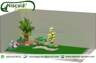 Gambar Taman Belakang Rumah Minimalis